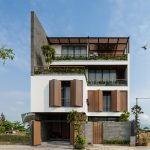 ARCHDAILY: Trung Villa / EVITArchitecture | ArchDaily