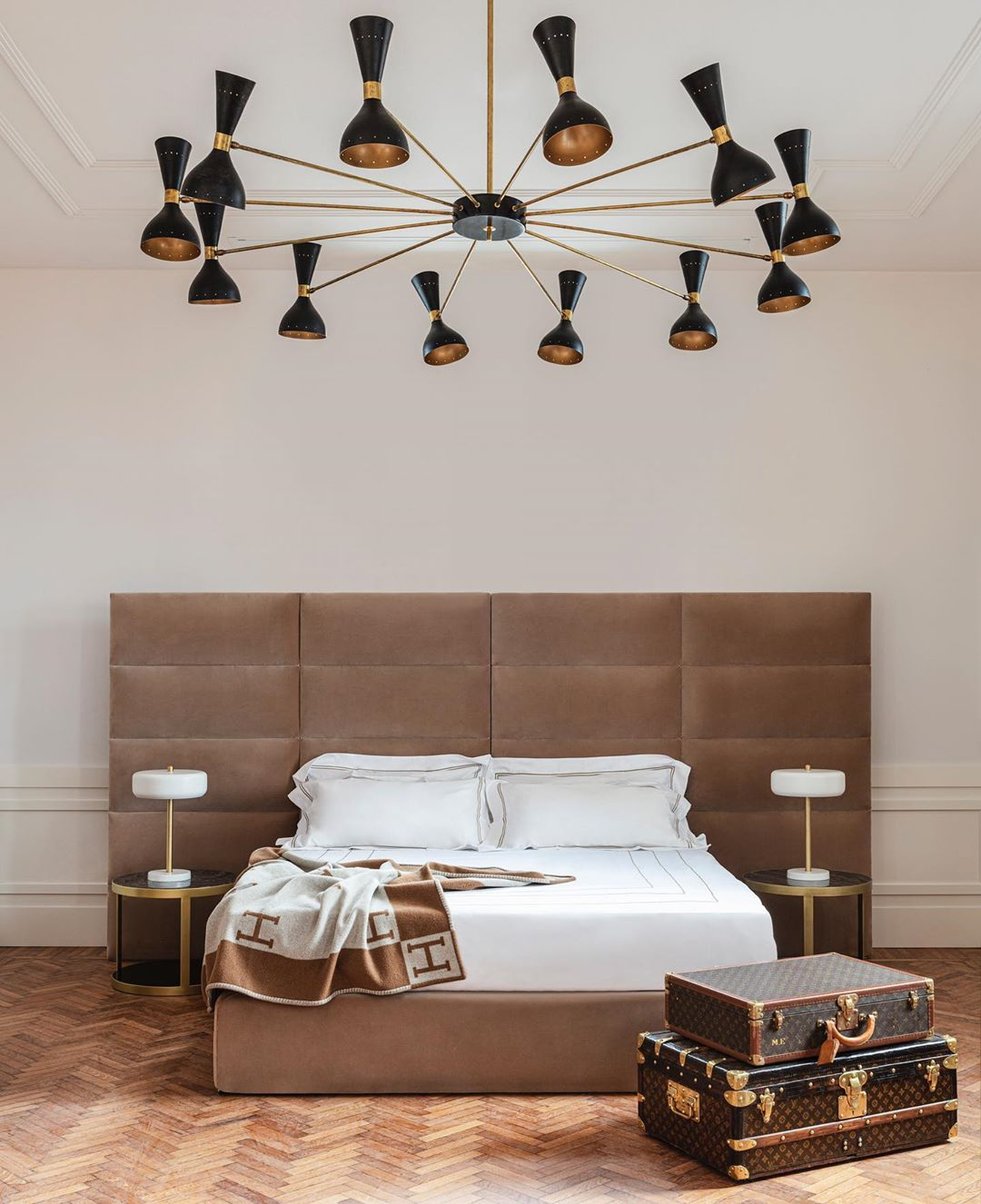 Petrarca bed is inspired by the beauty a...