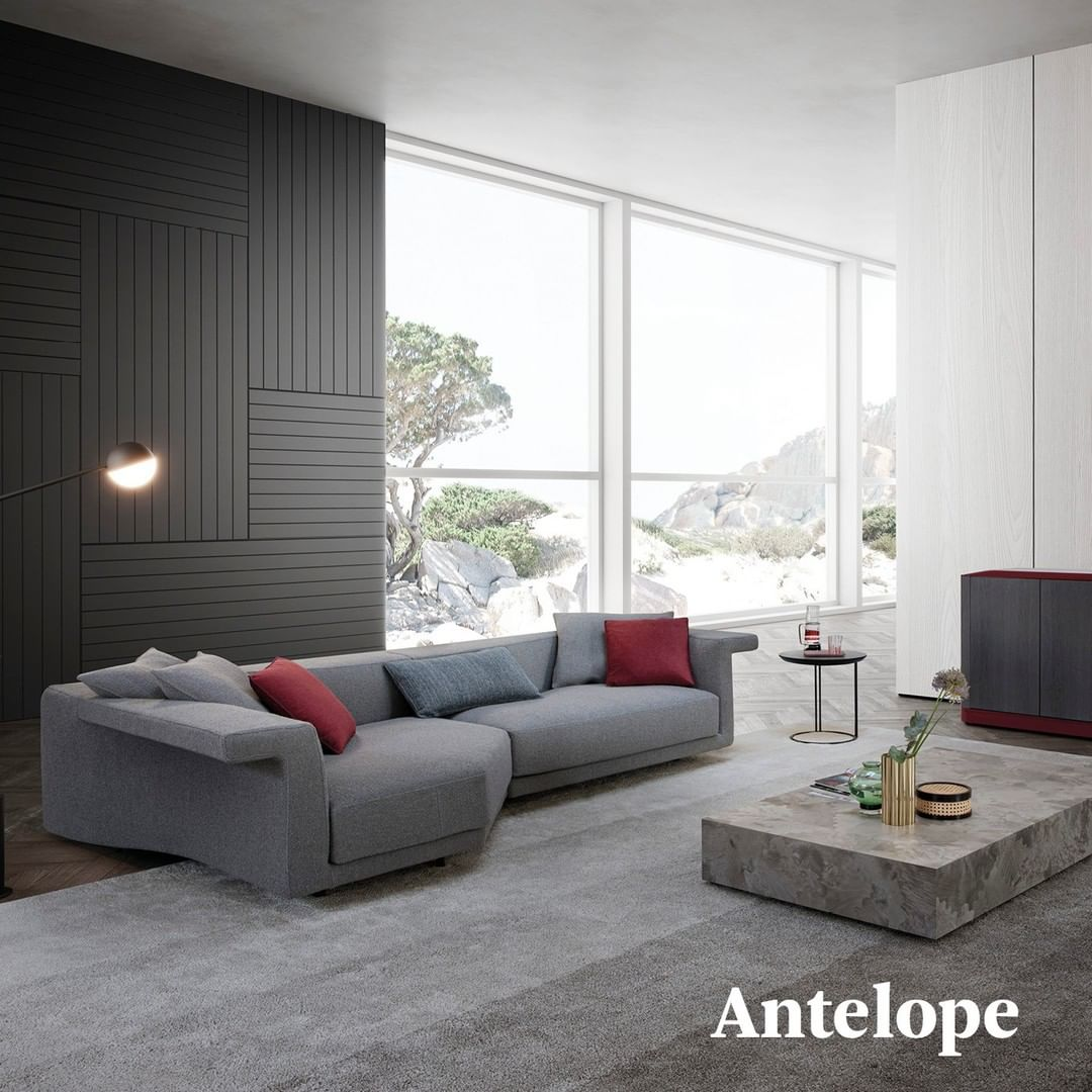 Another grey version of our Antelope sof...