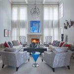 THEODORE ALEXANDER – HIGH END LUXURY FURNITURE: A living space becomes more lively with …