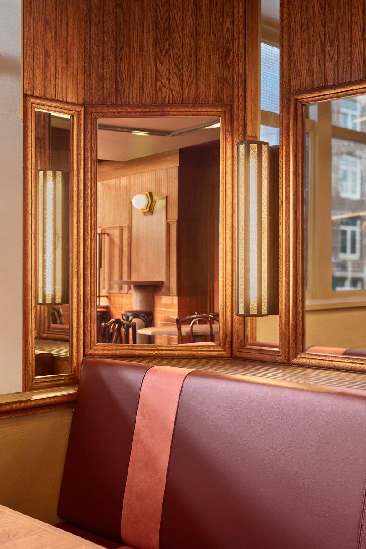 studio modijefsky celebrates the past with bar bonnie renovation in amsterdam