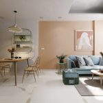 HOME DESIGNING: Combining Calming Colours To Make Restful Modern Interiors