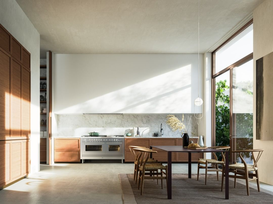 A classic oven reimagined for modern des...