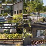 CONTEMPORIST: 6 Large Backyard Landscaping Ideas We Noticed At This New House In California