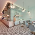 ARCHDAILY: Gusto Cake Cafe / Inco Group