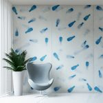 HOSPITALITYDESIGN: Urban Fossil Glacier Shards from Coverings ETC