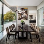 DAVIDSON:   The Hamilton Dining Table encompasses …
