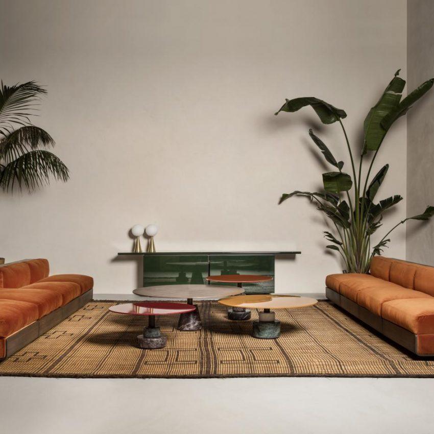Villa Architecturedesign: HOME DESIGNING: Green & Brown Interior Decor Palettes