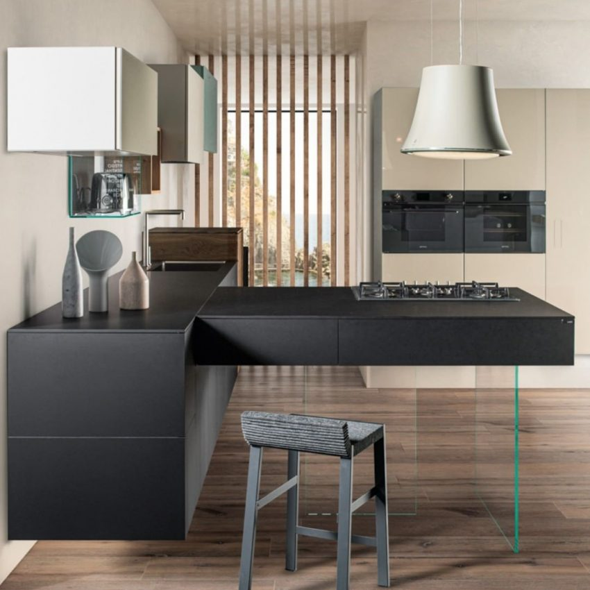 36e8 Fenix Kitchen, this design is based...
