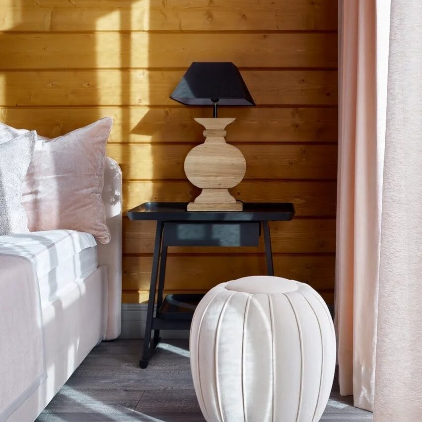 The Mellow Stool and the warm sun rays i...