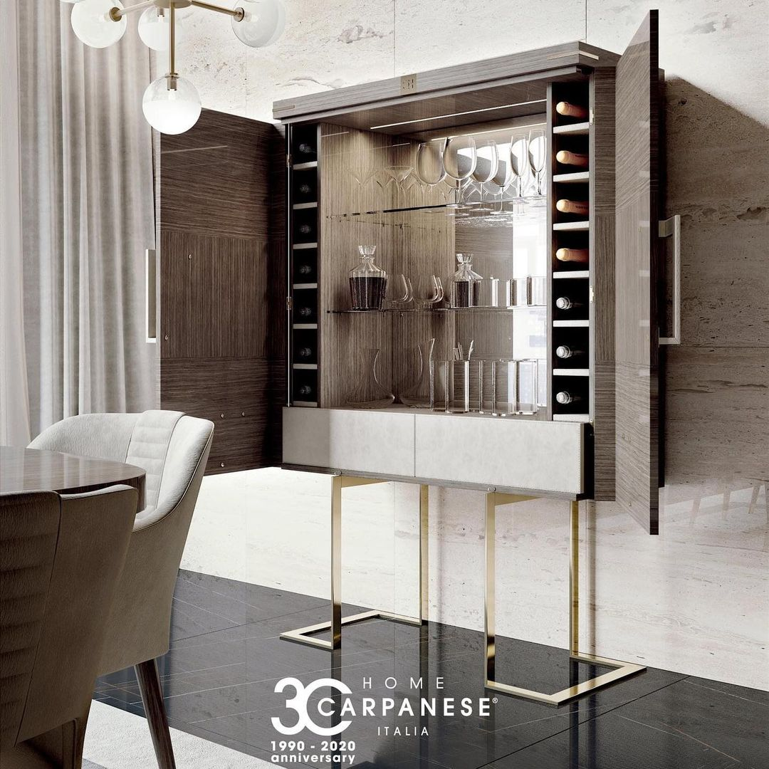 ❖ Iconic Bar cabinet, a piece of art to ...