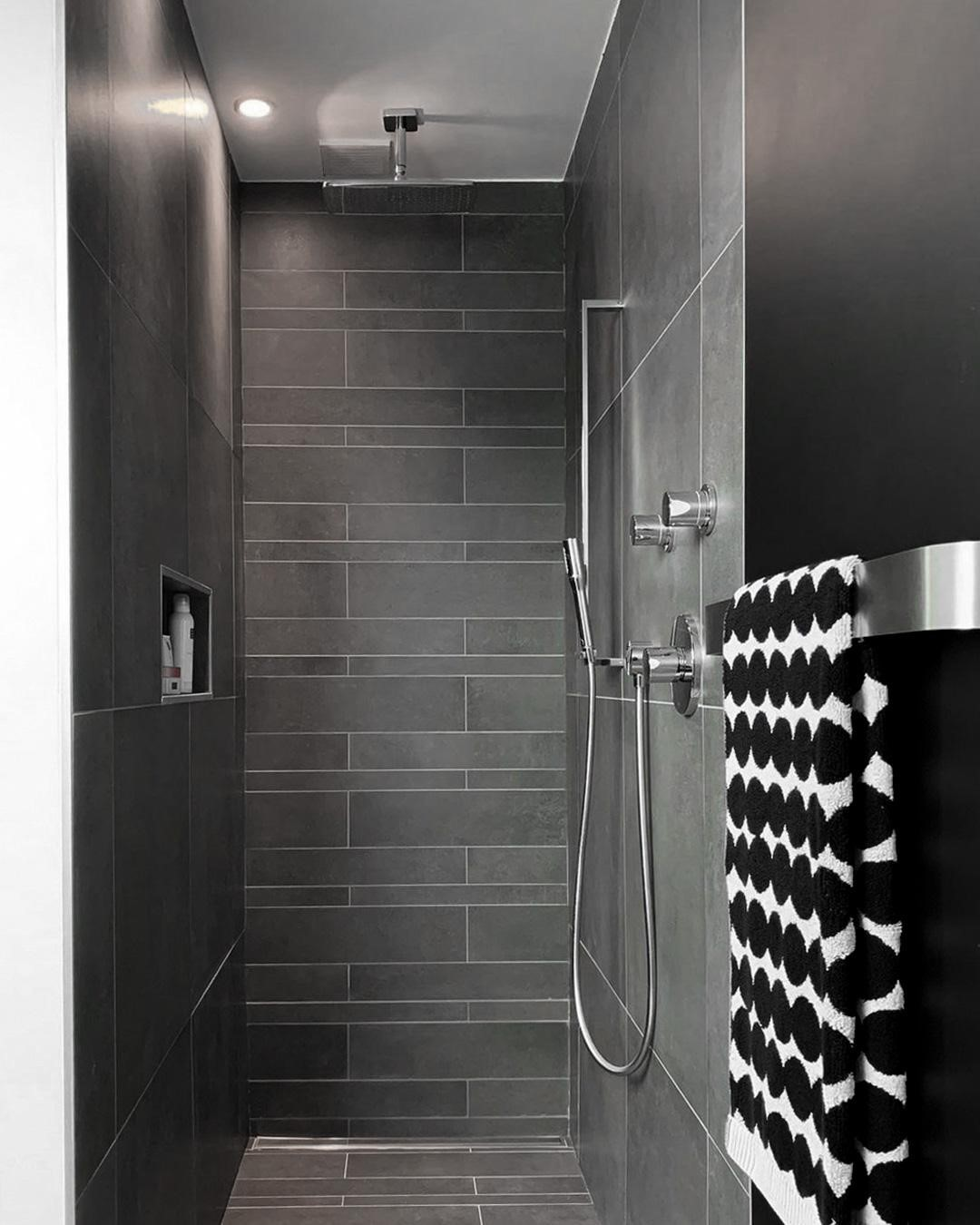 hansgrohe overhead shower for the spa fe...