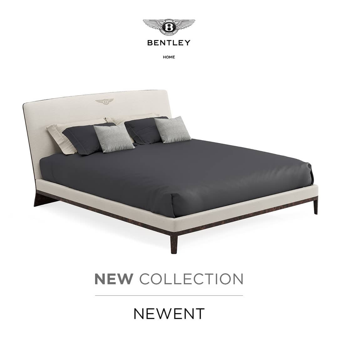 #Newent bed, #BentleyHome 2020