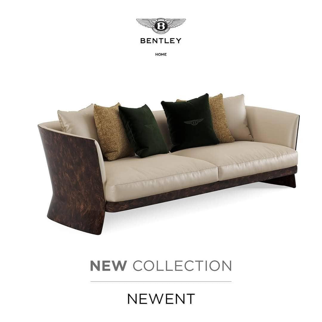 #Newent sofa, #BentleyHome 2020 Collecti...