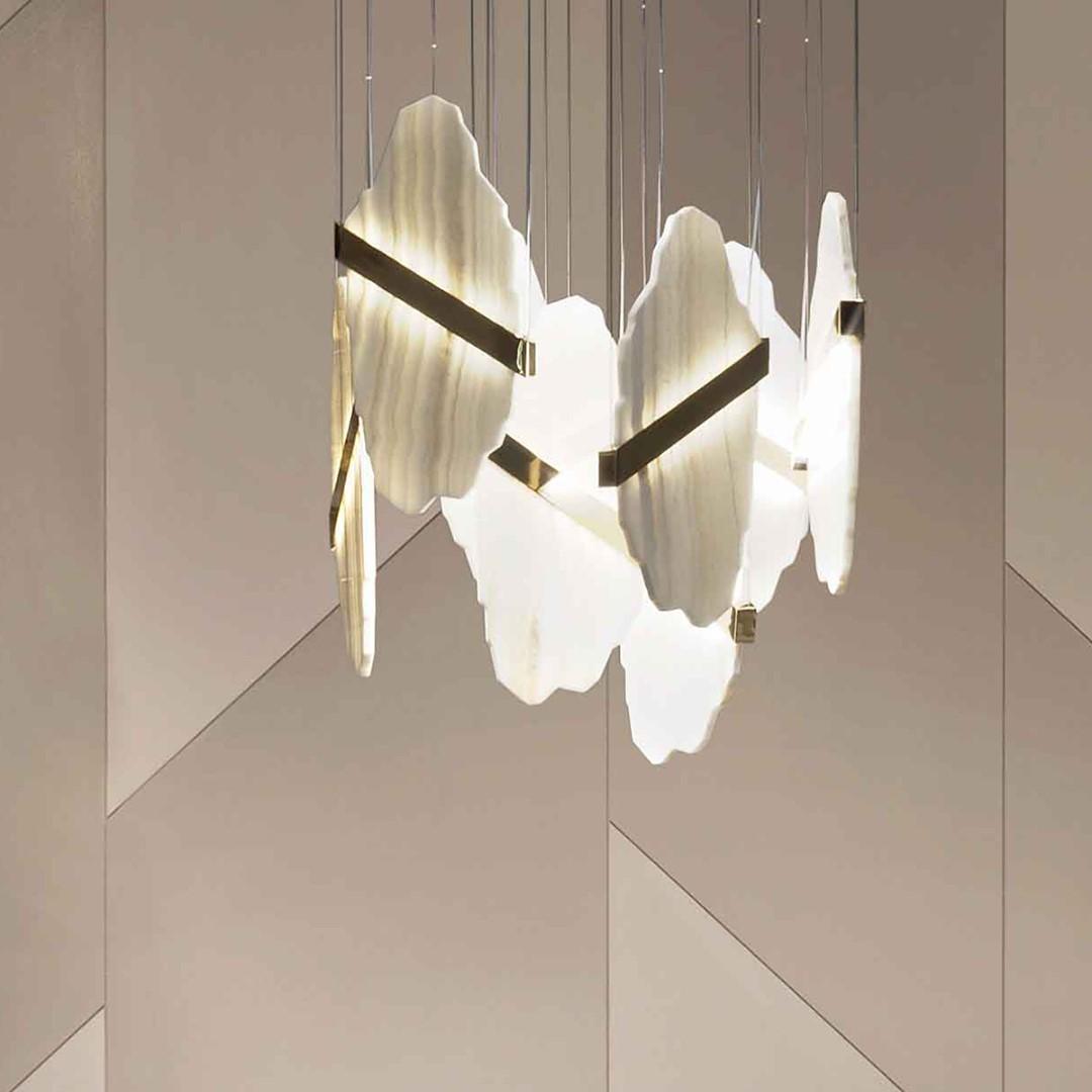 Rock Chandelier, design Alessandro La Sp...