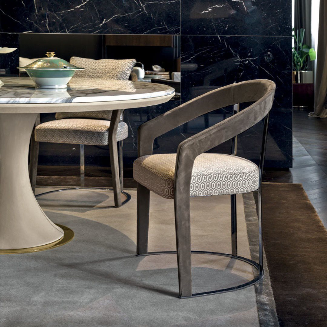 Purity of design and refined details cha...