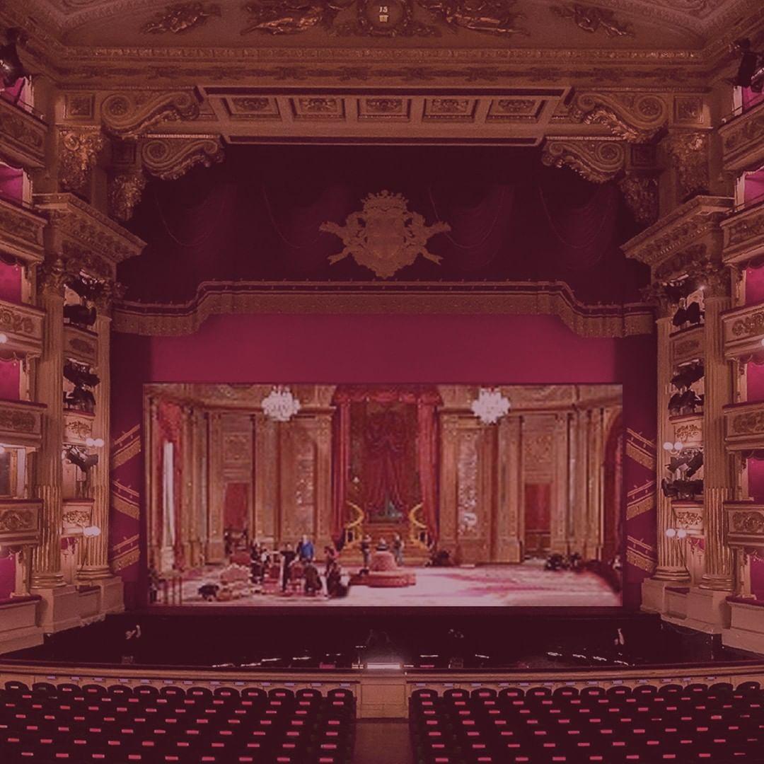"""An idea of Beauty. """"La Scala"""", one of th..."""