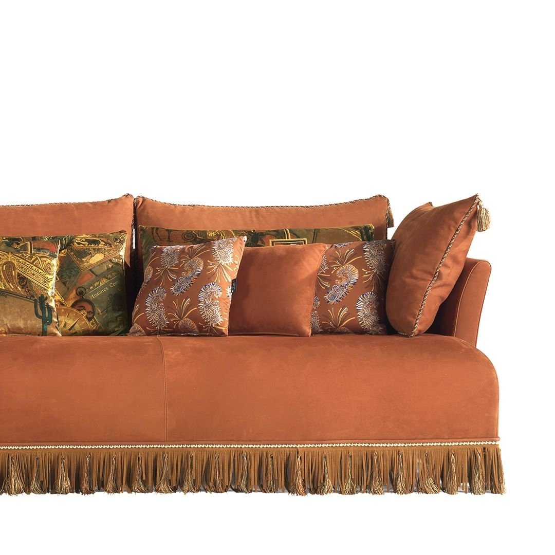 In Mauritania sofa, the combination of n...