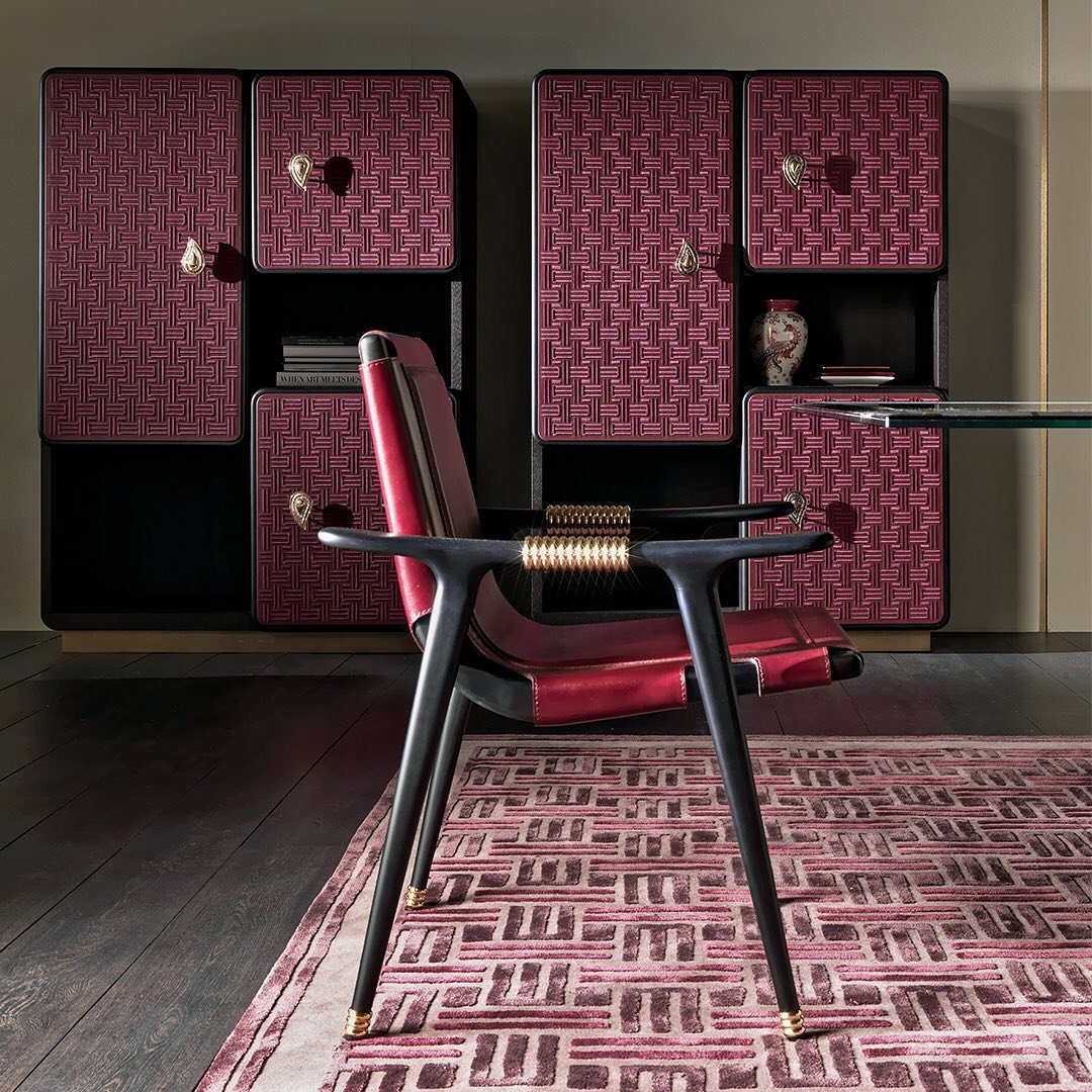 Sophisticated luxury with an ethnic insp...