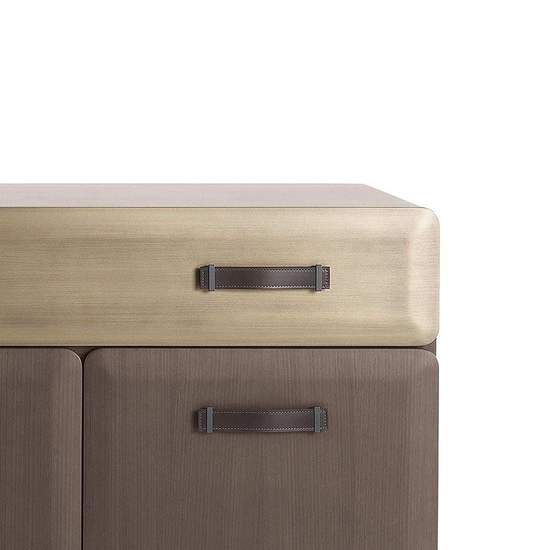 Five Points sideboard: fine marble, prec...