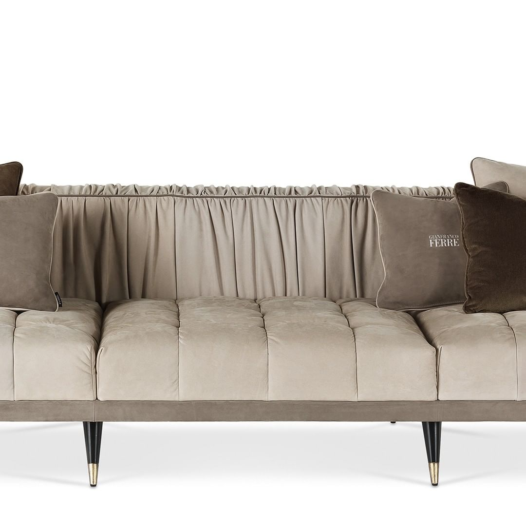 Highlander is sofa with a bold personali...