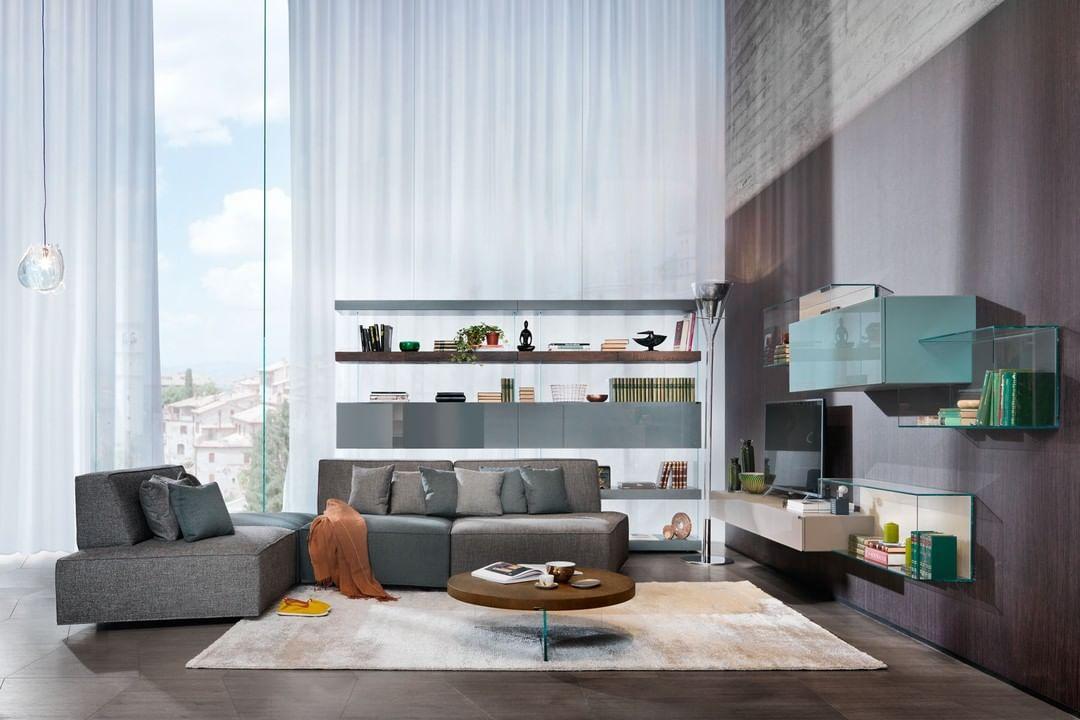 LAGO living room: modularity and lightne...