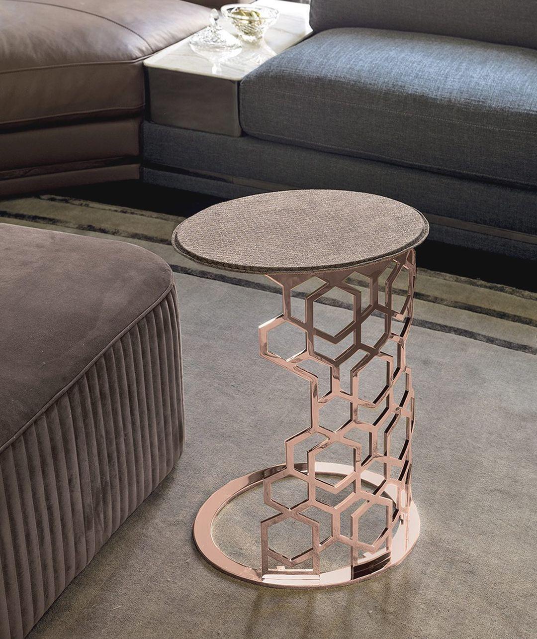 Martin  small tables  design:Giuseppe Ia...