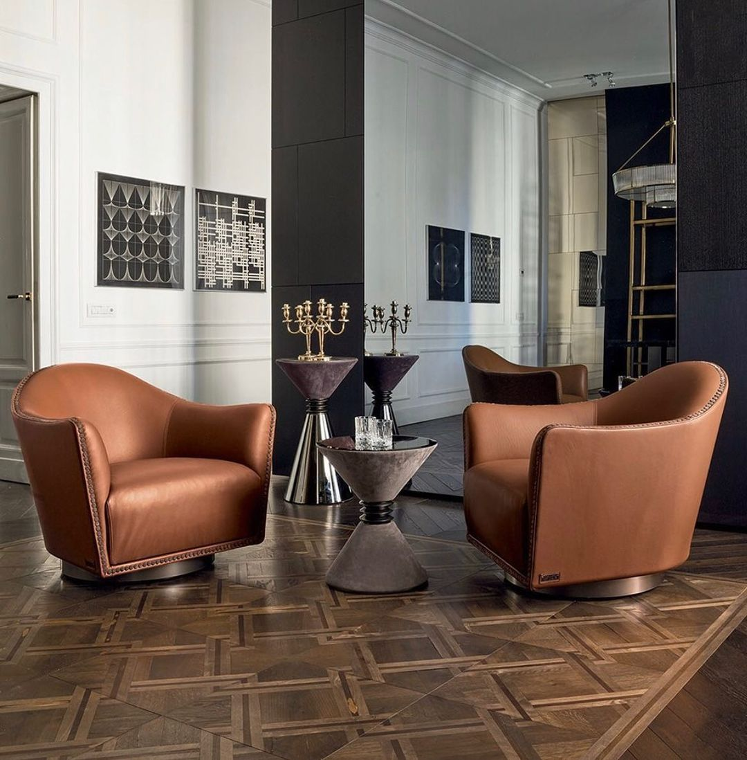 Vivienne armchair  design: Giuseppe Viga...