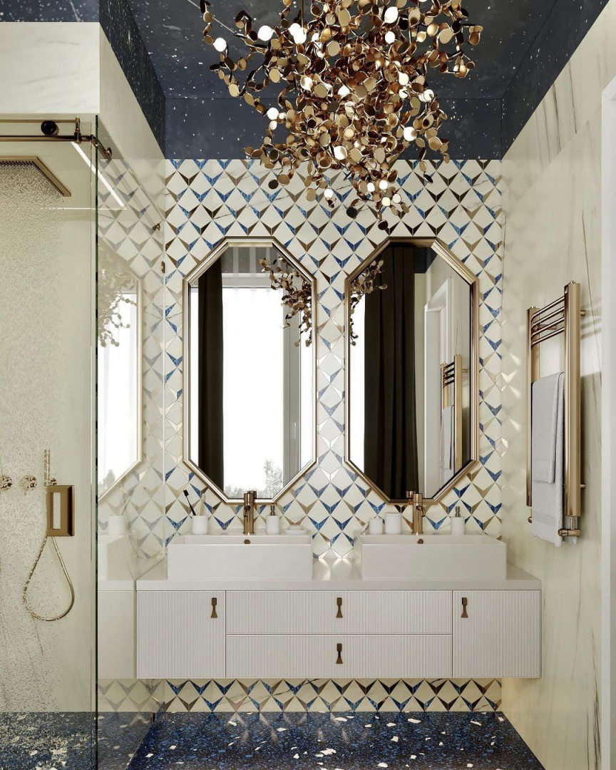 There're so many bathroom design ideas t...