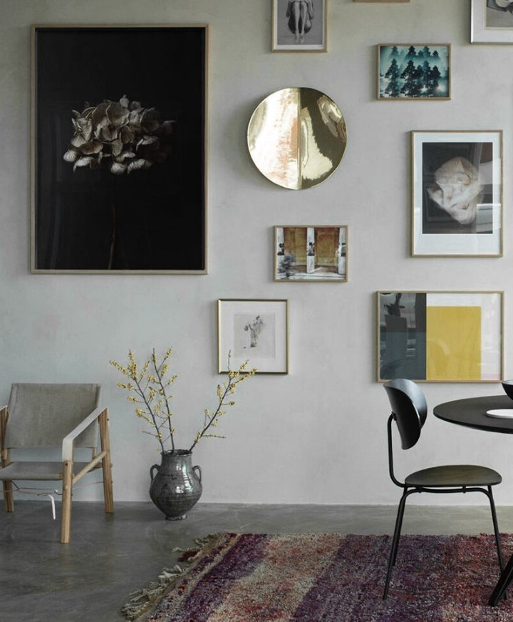 l Polished Brass   The Imago Mirror Obje...