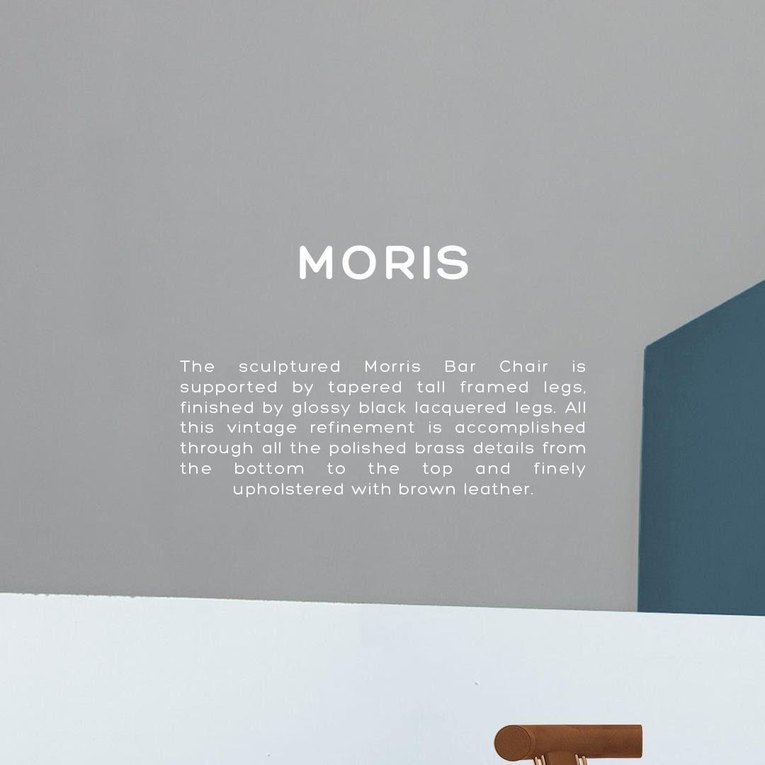 Meet our Morris Bar Chair here  ...