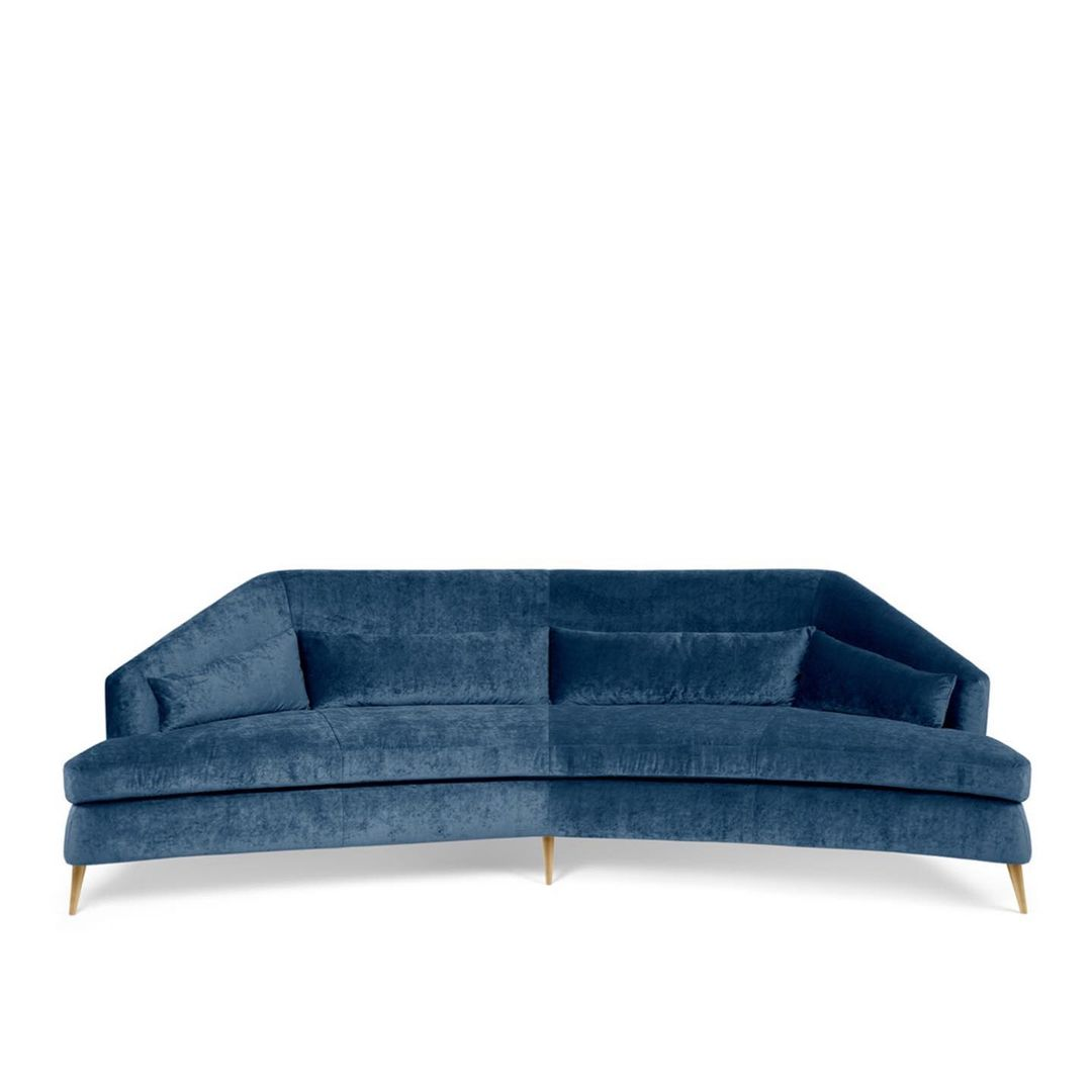 The Margot is a mid-century styled sofa ...