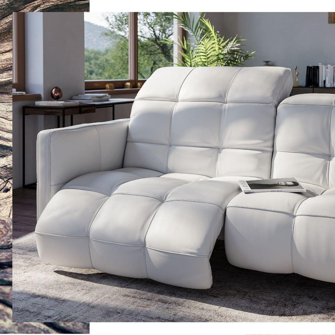 Philo sofa is a very unique piece of des...
