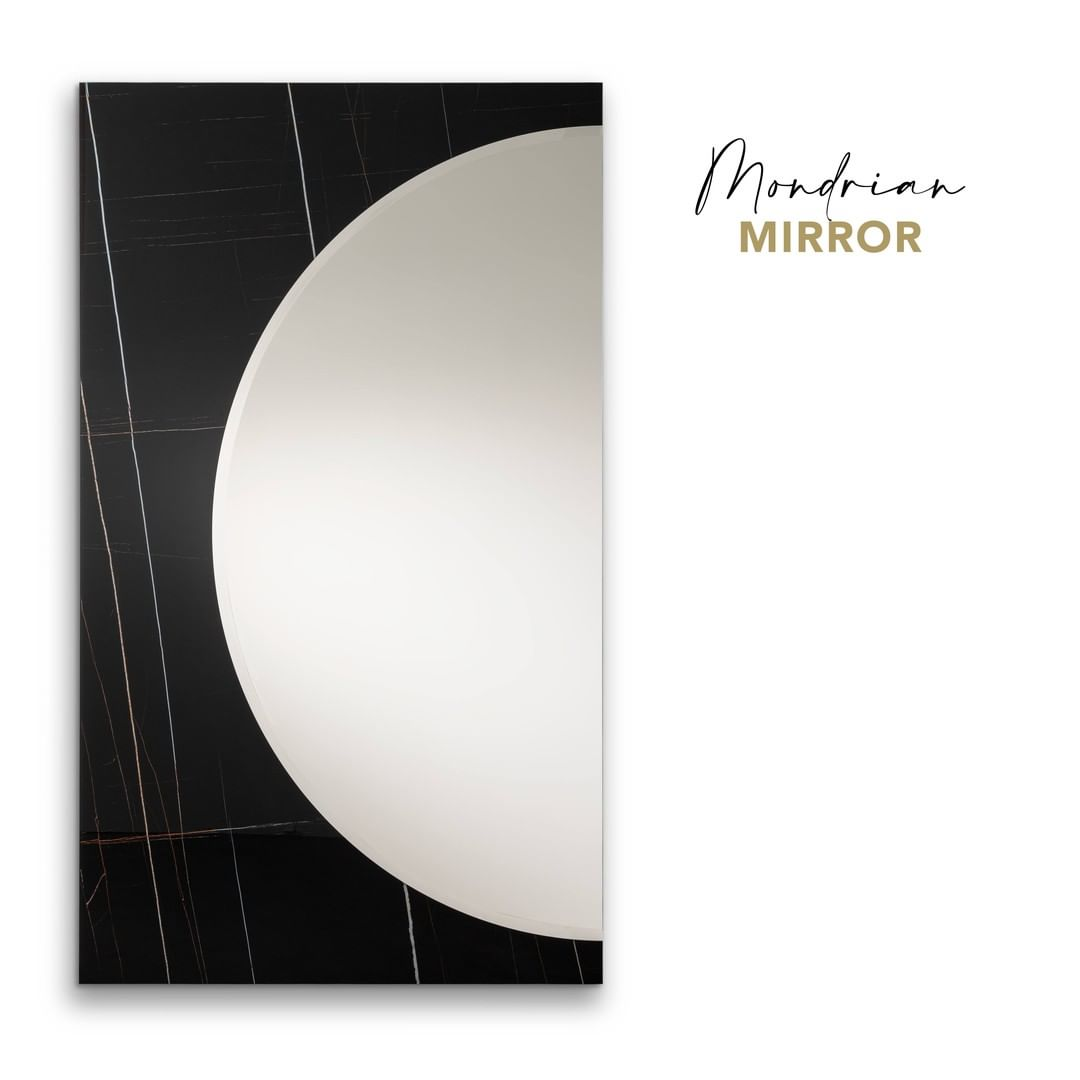 Mondrian is a collection of mirrors in e...