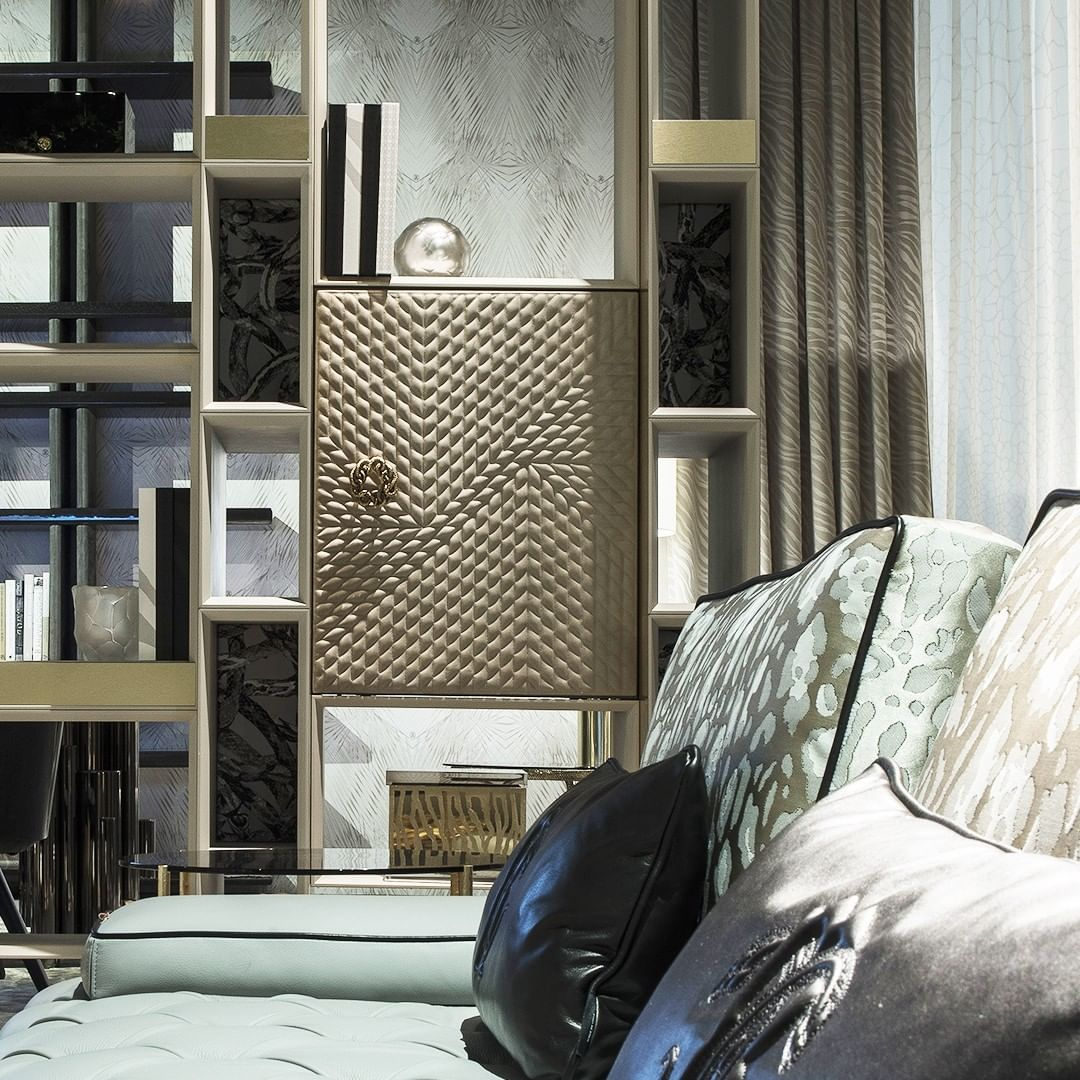The skilful use of materials lends the A...
