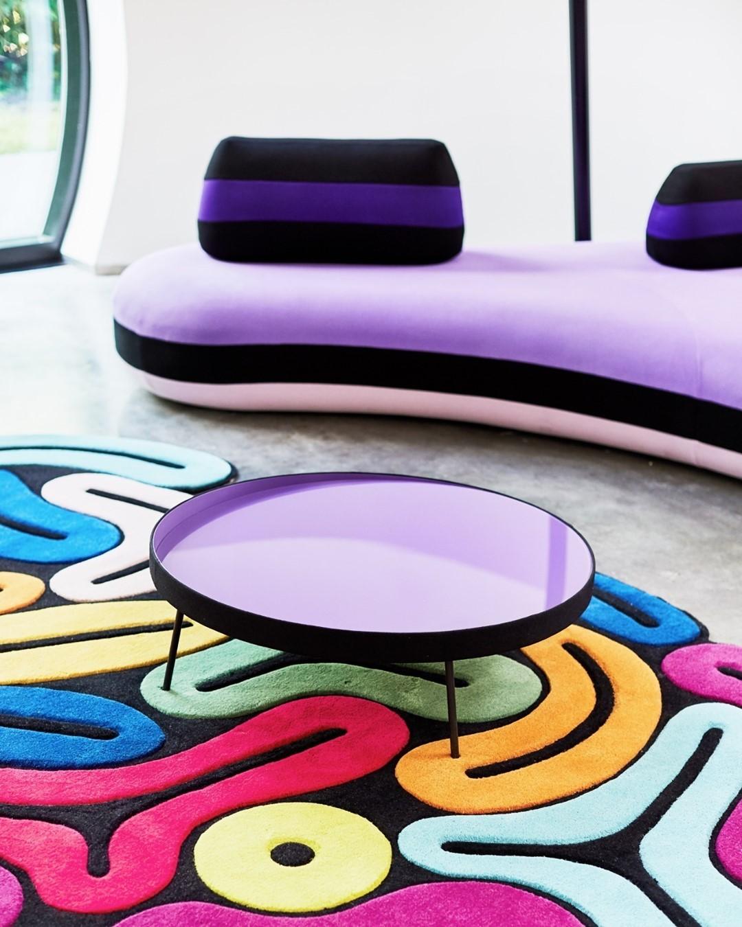 Vibrant and bold, brighten your interior...