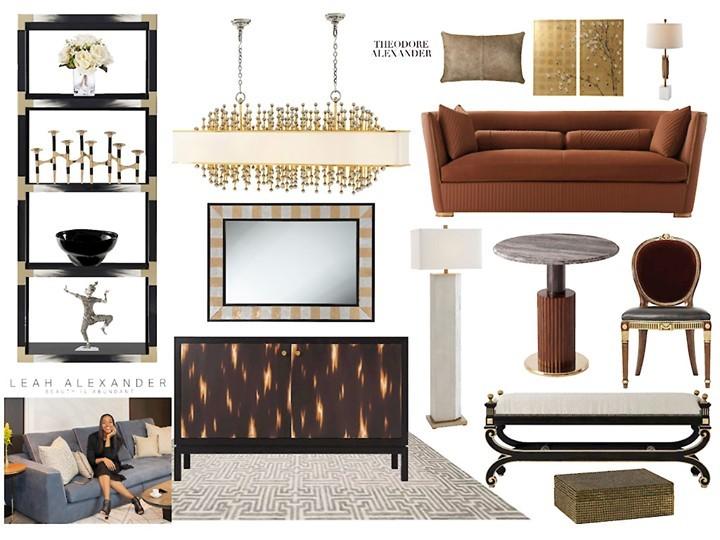 Atlanta based Interior Designer @leahdal...