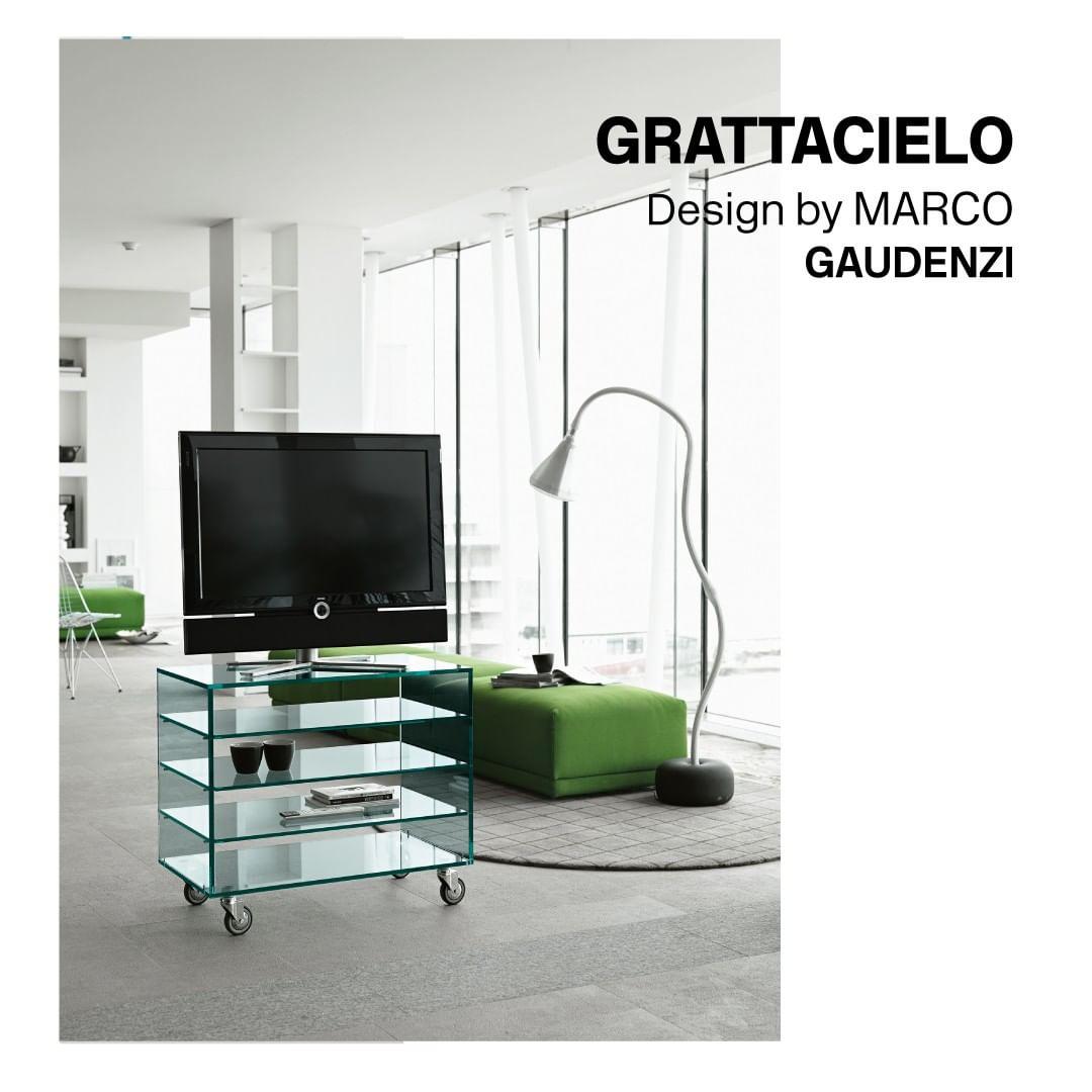 Grattacielo Fix is Marco Gaudenzi's TV c...