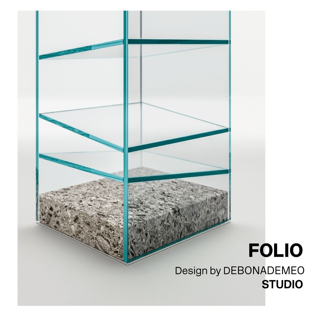 The FOLIO library is made from a crankca...