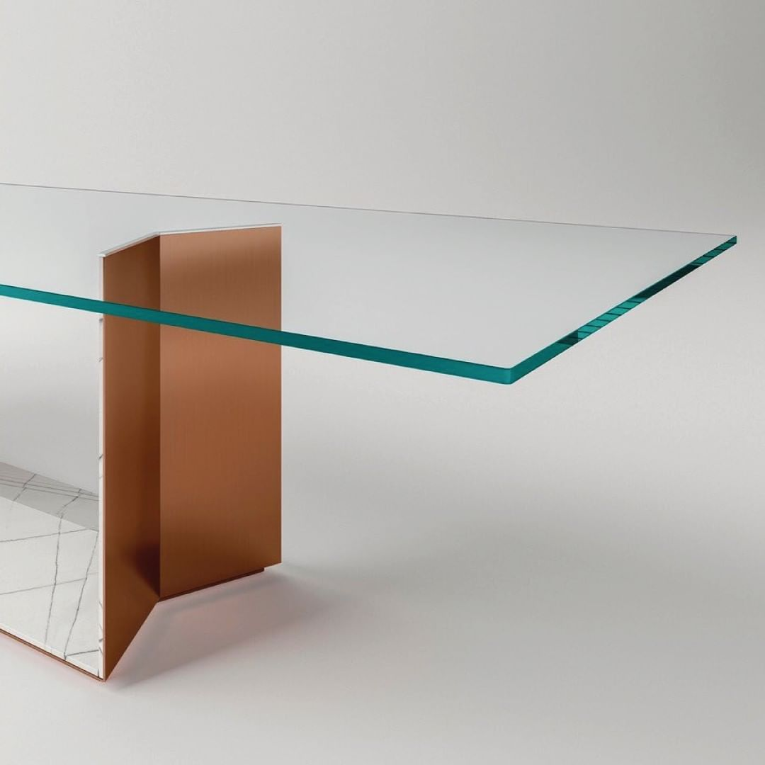 The T5 Stone table designed by @giulioma...
