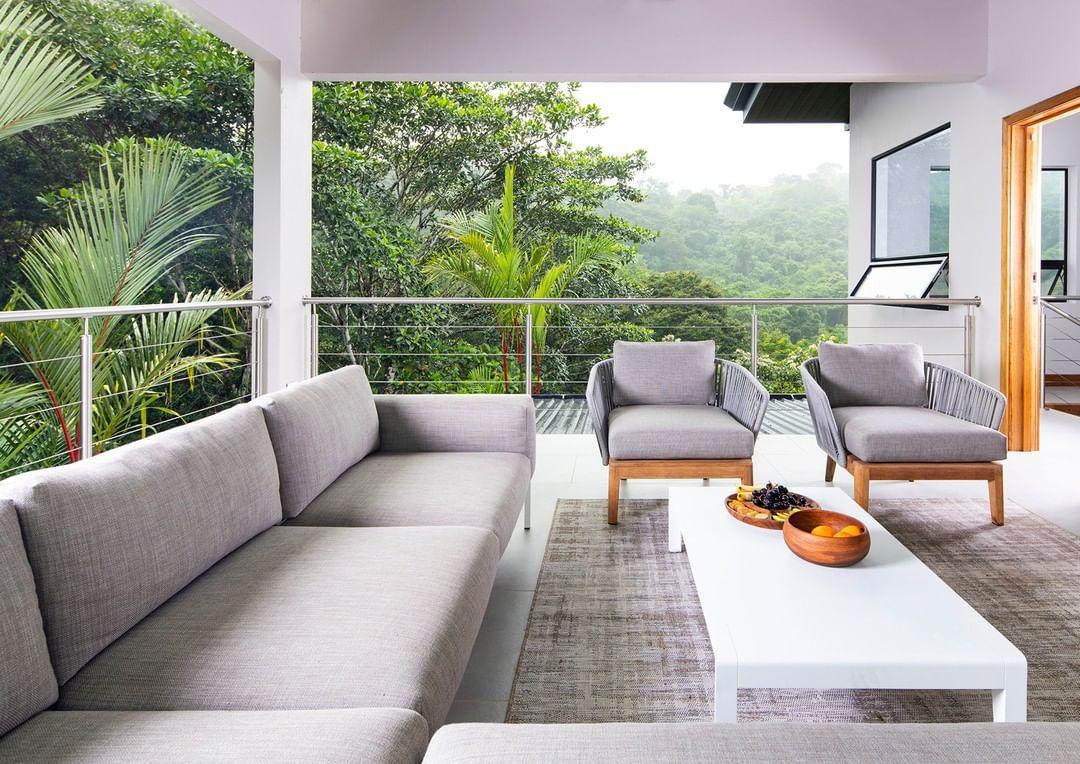 At Laguna house, nearby Uvita in Costa R...