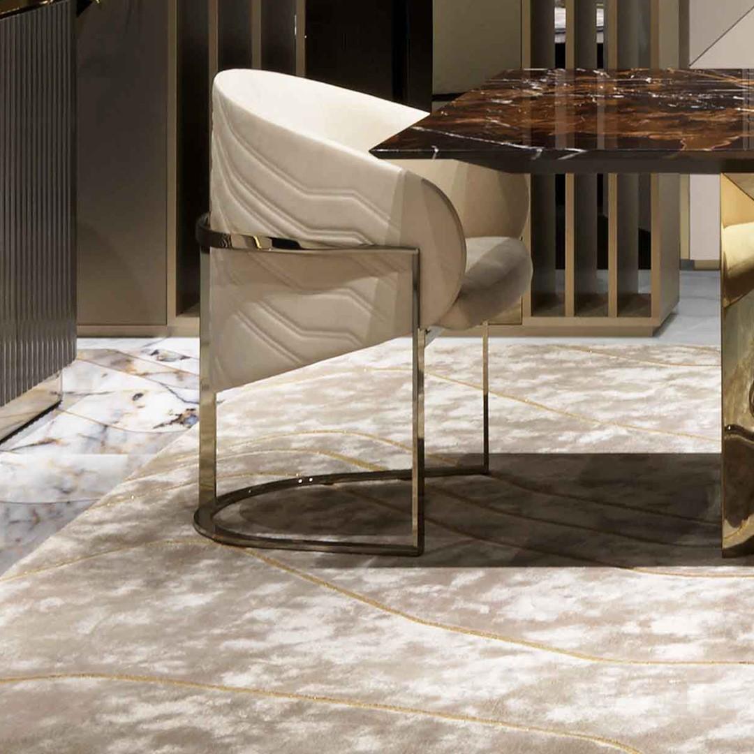 Kerwan dining room, design Alessandro La...