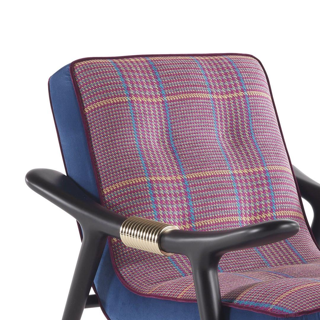 MASAI armchair: an iconic piece of furni...