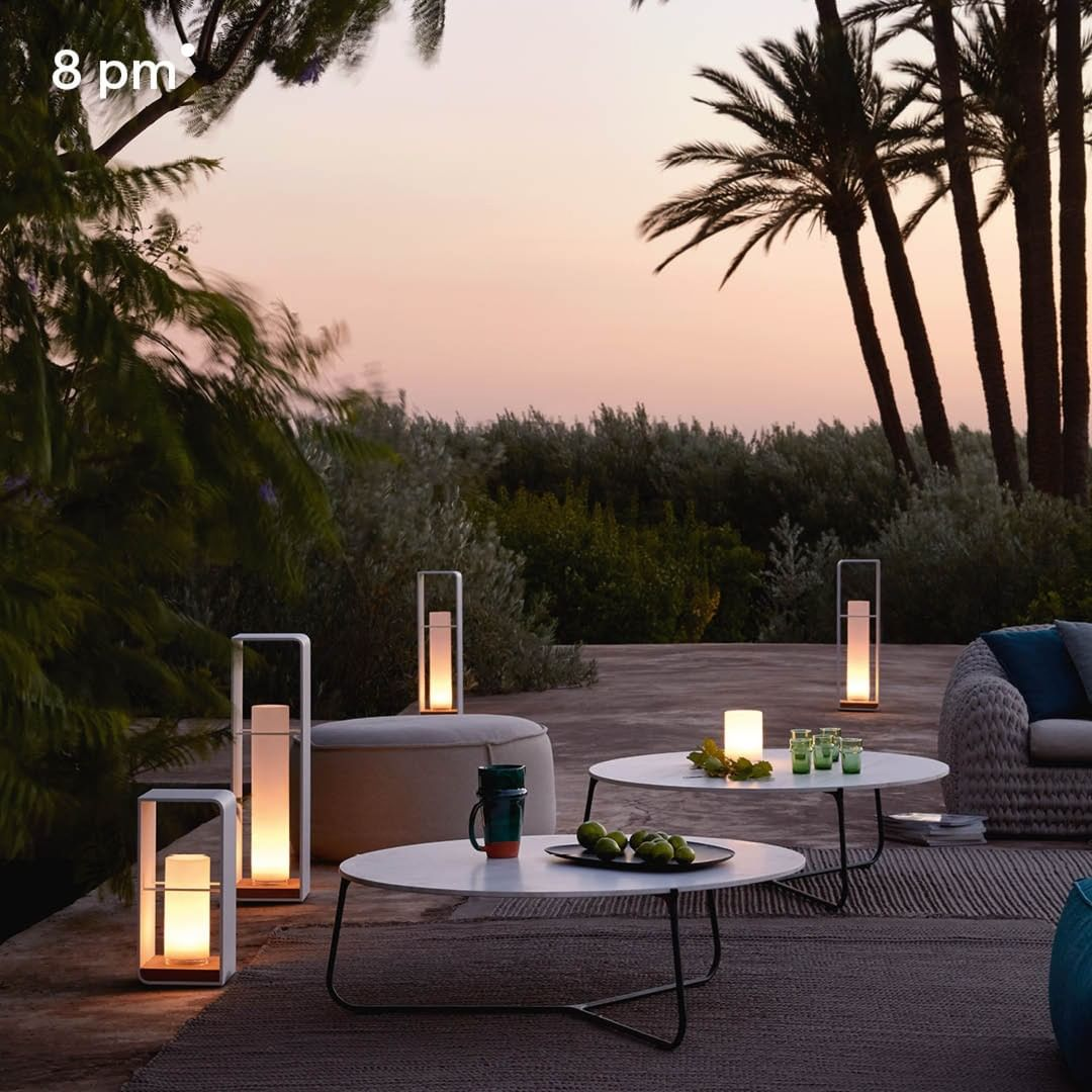 Every sunset deserves a Lumo light, your...