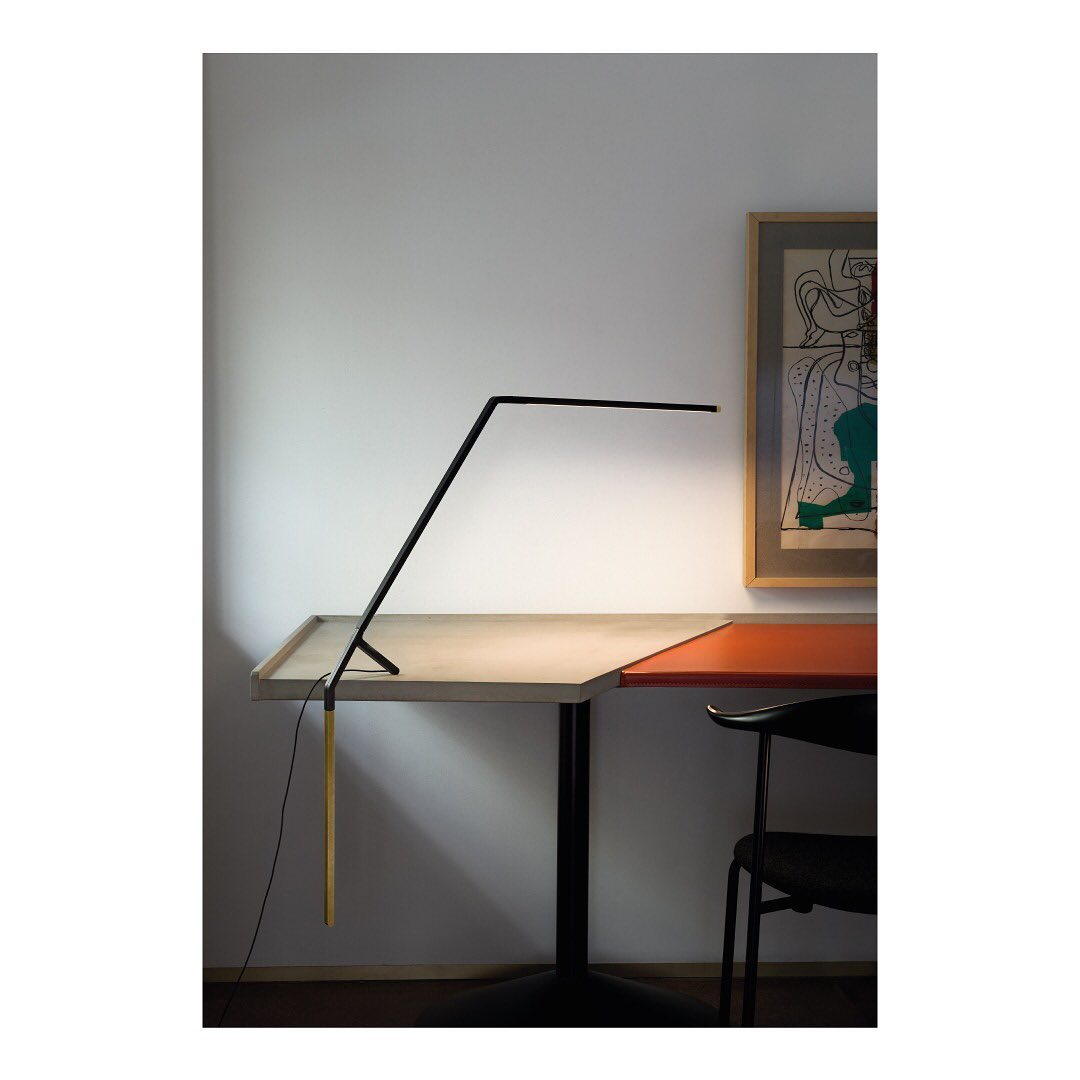 "Bird, Bernhard Osann  ""This lamp was bor..."