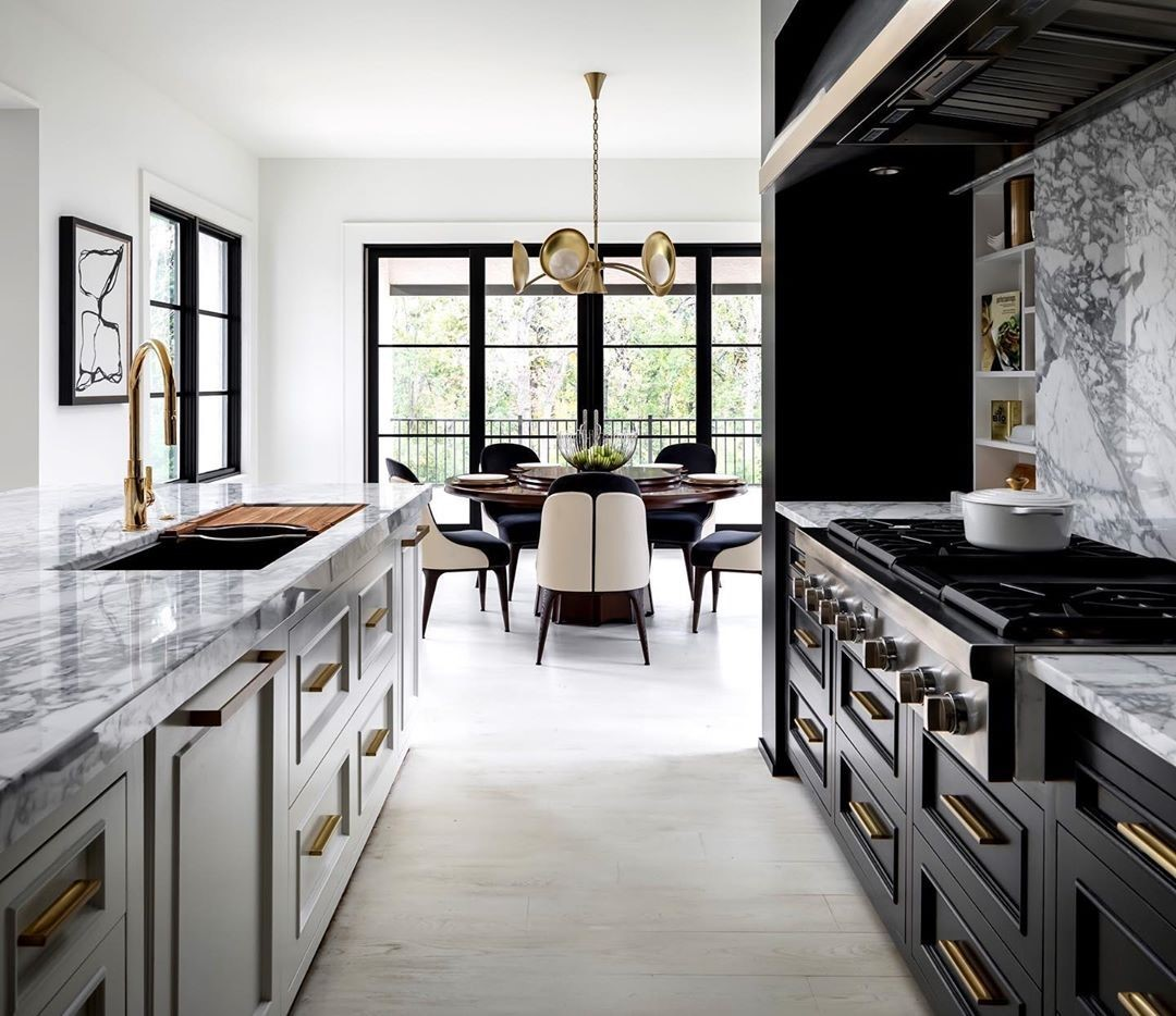 Strong lines, exclusive materials, desig...